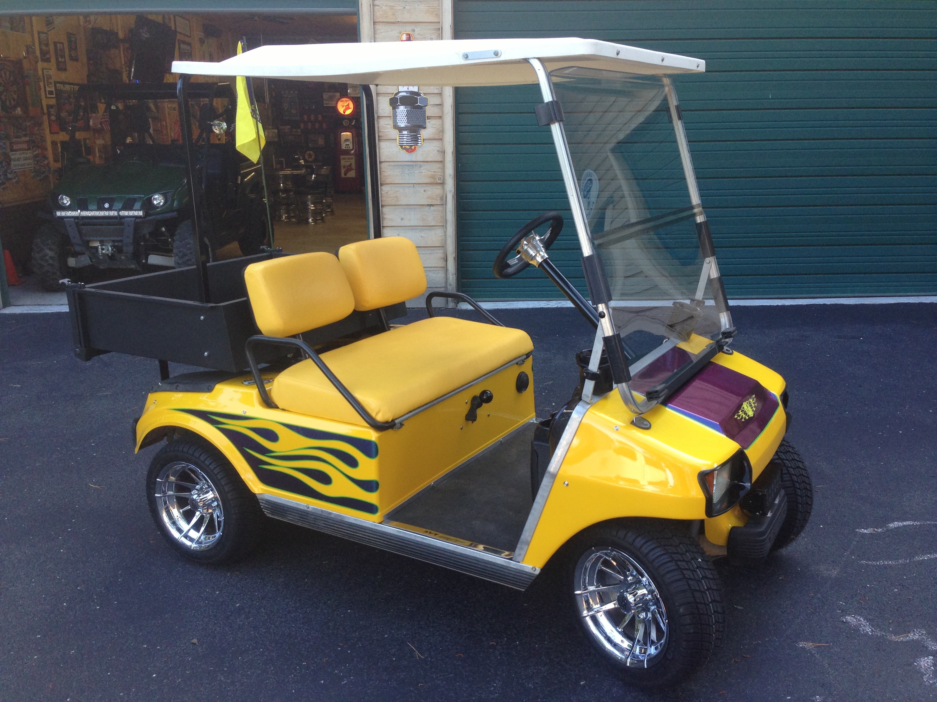 Custom Golf Cart